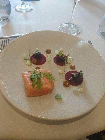 Elegant yet Elegant and delicious food, wow!