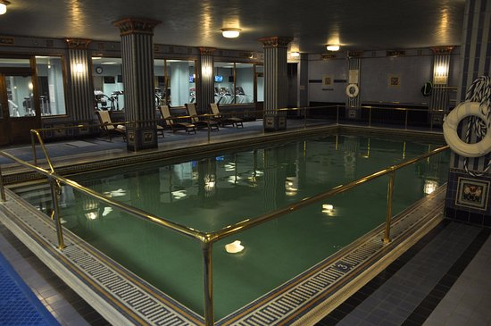 Indoor swimming pool picture of millennium biltmore los - Indoor swimming pool in los angeles ...