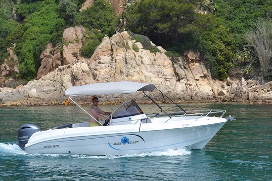 Blanes, Spain: Pacific Craft