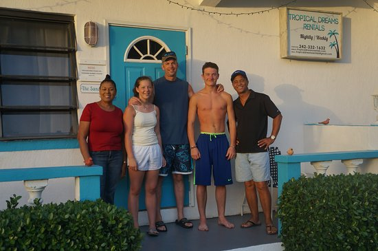 North Palmetto Point, Eleuthera: From Friends to Family!