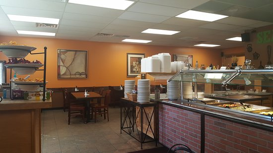 Monroe, Carolina del Norte: Sea Salt Brazilian Grill