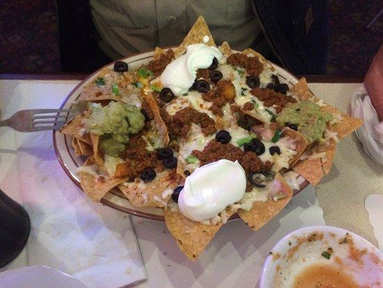 Fortuna, CA: Super nachos