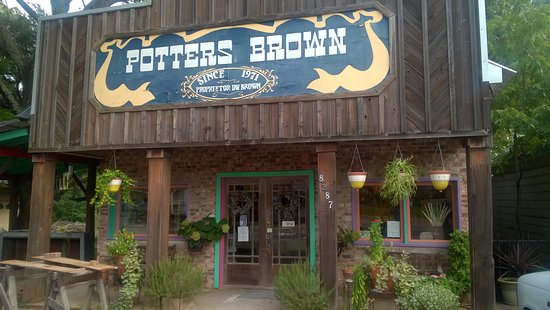 Potters Brown