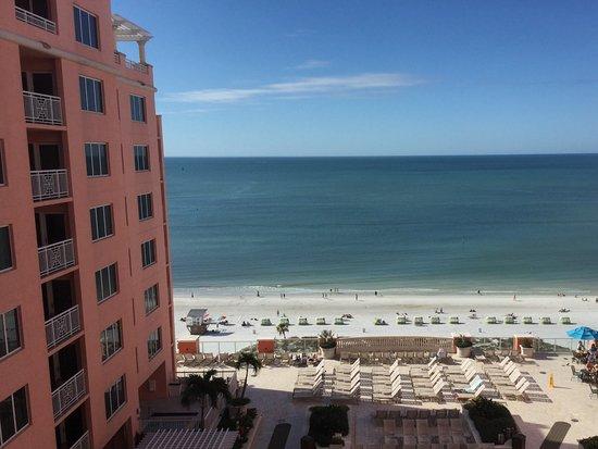 Hyatt Regency Clearwater Beach Resort & Spa: From 14th floor