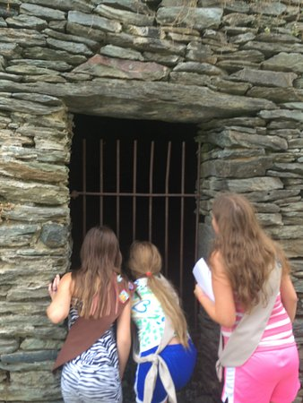 Harpers Ferry, Virginia Occidental: walking through Harper's Ferry streets
