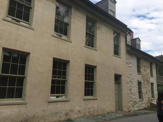 Harpers Ferry, Δυτική Βιρτζίνια: street view 2