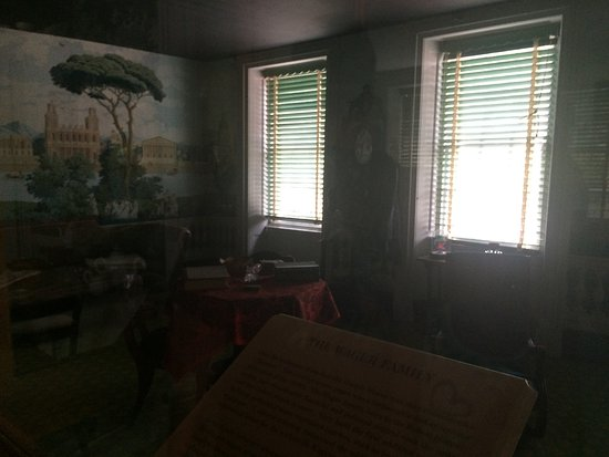 Harpers Ferry, Virginia Occidental: inside home