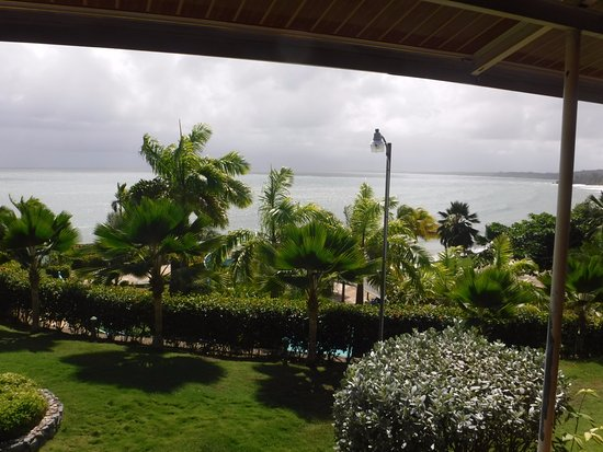 Salybia Nature Resort & Spa: View of ocean
