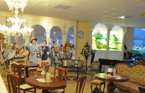 Schwangau, Germany: Один из ресторанов комплекса