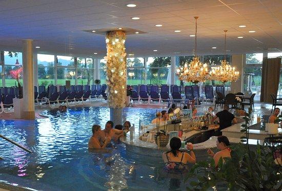 Schwangau, Germany: Бар в бассейне