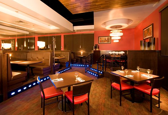 Fort Nelson, Canada: One Restaurant Woodlands Inn and Suites