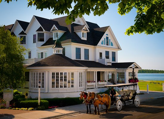 Photo of Hotel Iroquois Mackinac Island