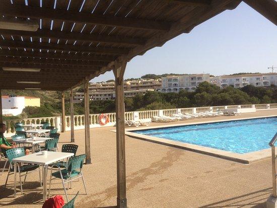 Mercadal, Spain: pool