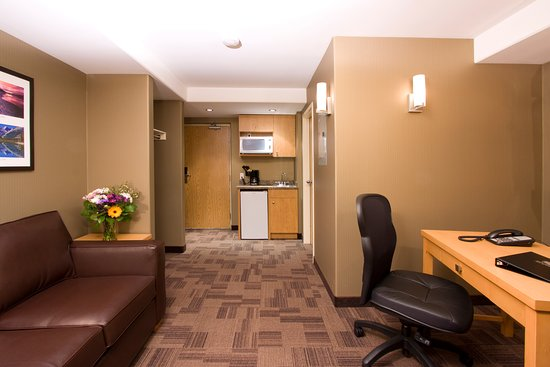Fort Nelson, Canada: Extended Stay Double Queen Suite
