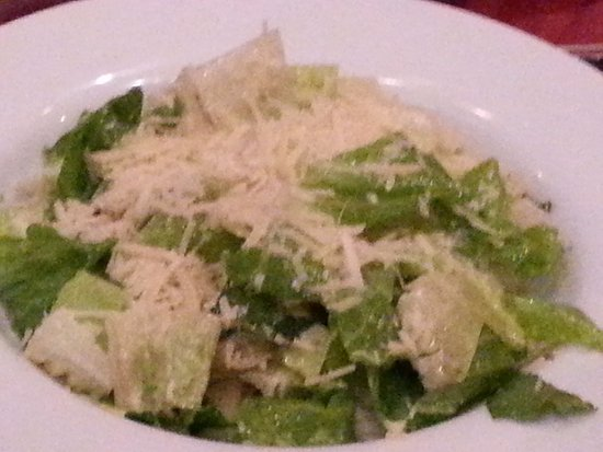 Ogan Restaurant: Caesar salad