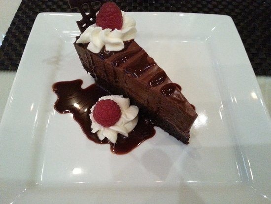 Ogan Restaurant: Chocolate Ganache