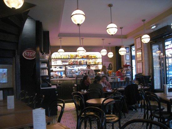 Cafe Madame, Paris - 6th Arr. - Luxembourg - Restaurant ...