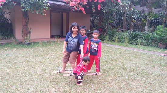 The Cipaku Garden Hotel: Cipaku Indah Hotel