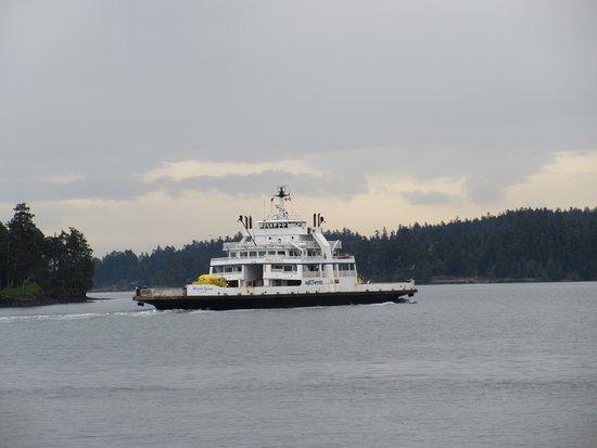 Sidney, Canadá: Island Ferry