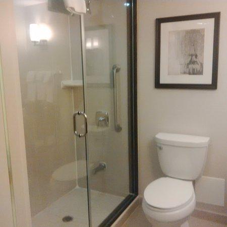 Hilton Garden Inn bathroom Picture of Hilton Garden Inn Toronto