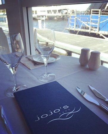 Nedlands, ออสเตรเลีย: Jo Jo's Cafe on the Swan River