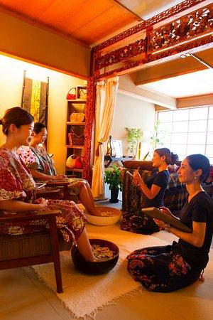 Balinese Salon Lulur