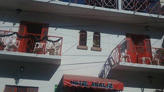 Hotel Ana Liz Photo