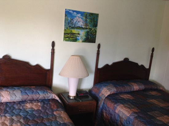 Grand Rapids, MN: Room with two Double beds