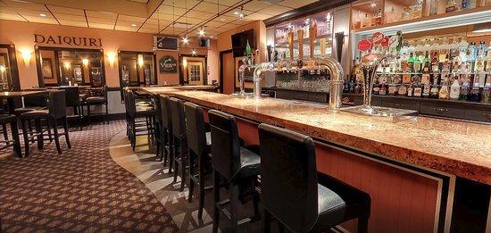 CV Station Pub: Sit at our beautiful Pub!!!