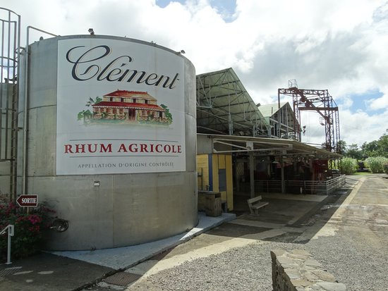 Le Francois, มาร์ตินีก: distillerie