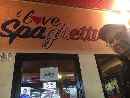 Evolutions of I Love Spaghetti...