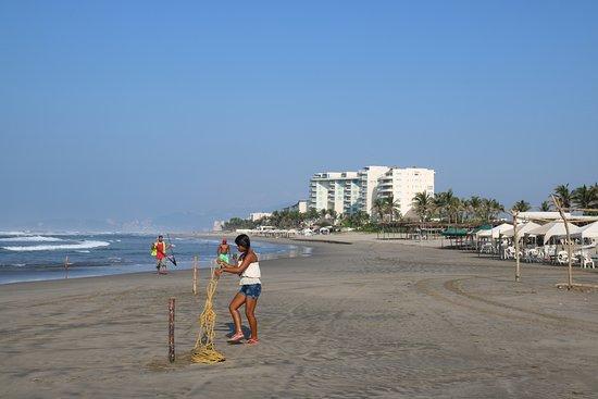 Barra Vieja Beach The