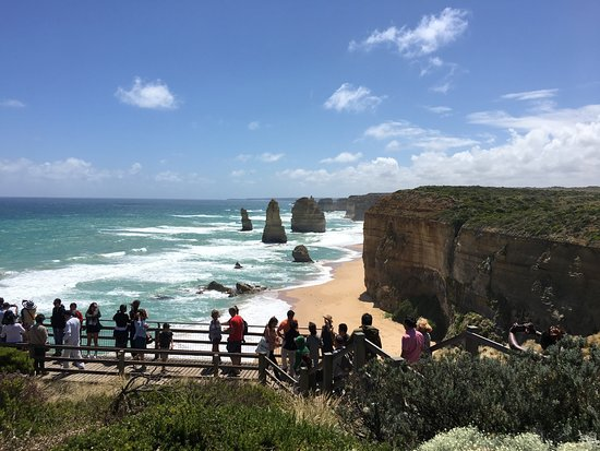Twelve Apostles Visitor Facility