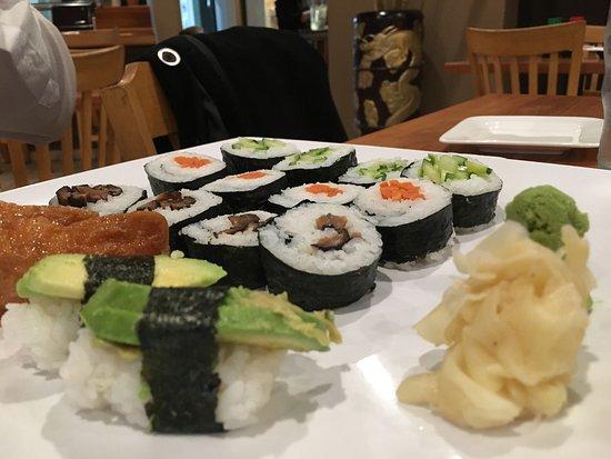 Rock japanese cuisine san francisco chinatown menu for Asian cuisine san francisco