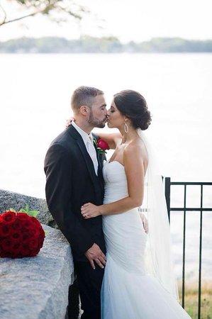 Point Breeze Webster, MA Wedding