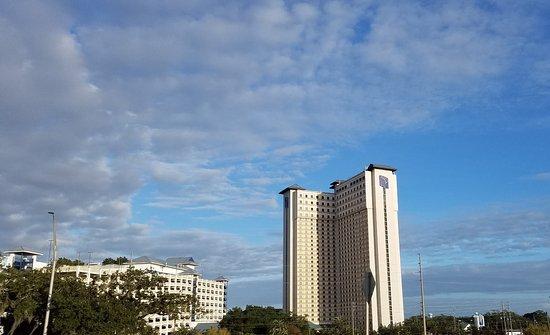IP Casino Resort: the huge tower