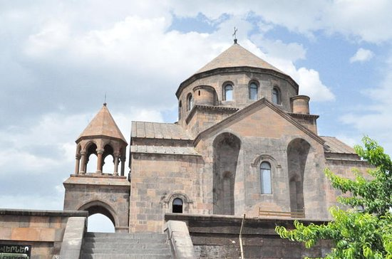 Day Tour to Echmiatsin Cathedral, St