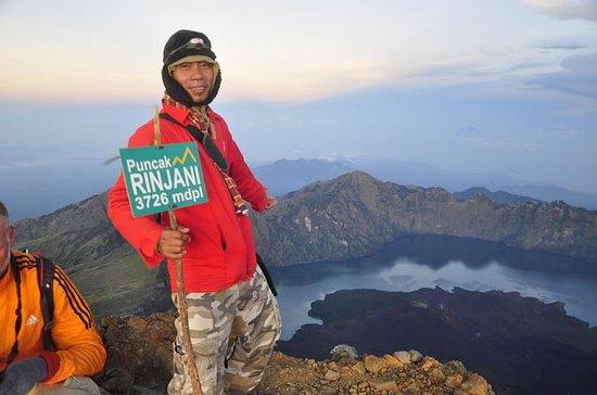 3-dages Mt Rinjani Trekking Tour fra...