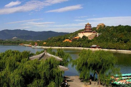 Private Day Tour: Summer Palace