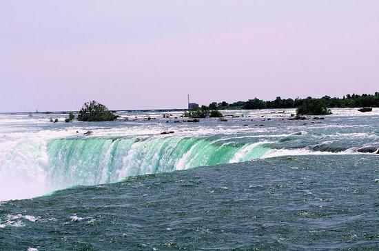 Privat tur og overføring fra Niagara...