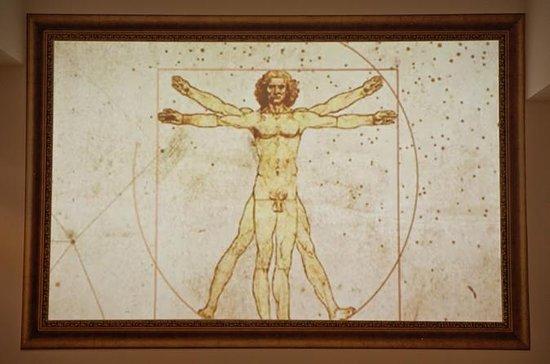 Vatican City - Leonardo da Vinci...