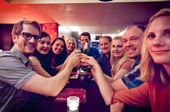 4-Hour Pub Crawl Tour in Dusseldorf...