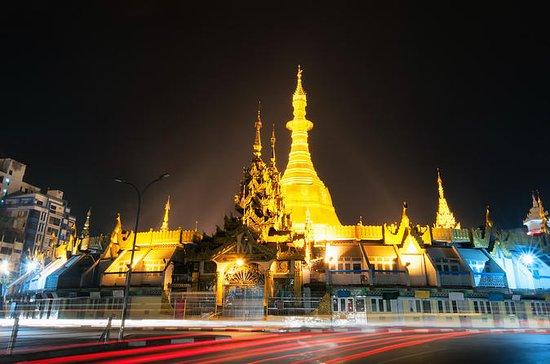 Tour di Yangon incredibile di mezza