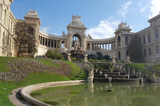 Marseille Shore Excursion: City Sightseeing Small Group Tour of...