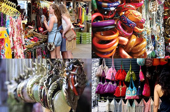 Privat One Day Delhi Shopping Tour