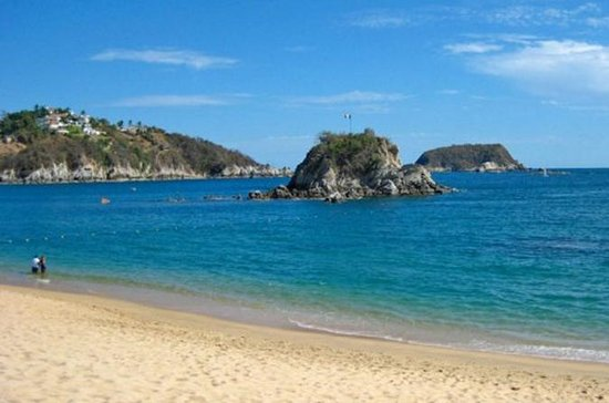 Huatulco's Five Bays Tour