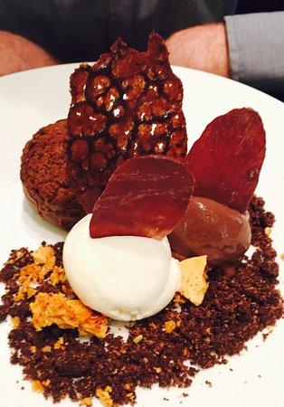 Rockpool Bar & Grill: Dessert!