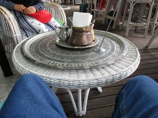 Devonport, นิวซีแลนด์: table