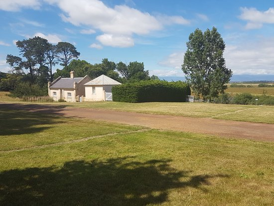 Longford, Australien: Cottages for short stays.