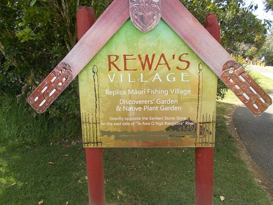 Kerikeri, New Zealand: Welcome